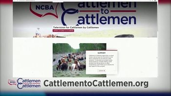 NCBA Cattlemen To Cattlemen TV Spot, 'News, Information and Education for Cattle Producers' - Thumbnail 6