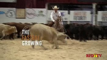 National Reined Cow Horse Association TV Spot, 'Join Our Family' - Thumbnail 1