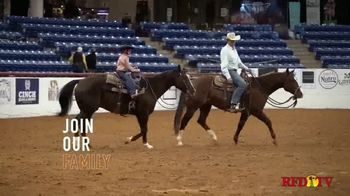National Reined Cow Horse Association TV Spot, 'Join Our Family'