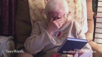 StoryWorth TV Spot, 'Holidays: Adrianne' - Thumbnail 2