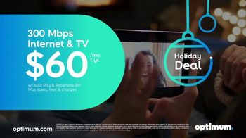 Optimum TV Spot, 'Holidays: Share More Joy' - Thumbnail 5