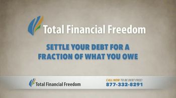 Total Financial Freedom TV Spot, 'Call Now: Free Book'