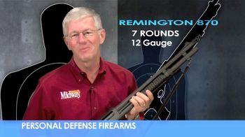 MidwayUSA TV Spot, 'Personal Defense: Remington Model 870' - Thumbnail 3