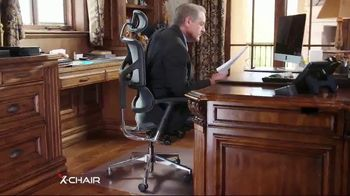 X-Chair TV Spot, 'Working From Home: $100 Off' - Thumbnail 3