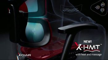 X-Chair TV Spot, 'Working From Home: $100 Off' - Thumbnail 7