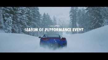Acura Season of Performance Event TV Spot, 'An Untouched Winter' [T2]