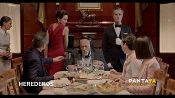Pantaya TV Spot, 'Herederos por Accidente' [Spanish]