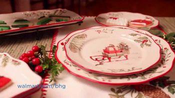 Walmart TV Spot, 'HGTV: Better Homes & Gardens 10th Anniversary Heritage Collection' - Thumbnail 4