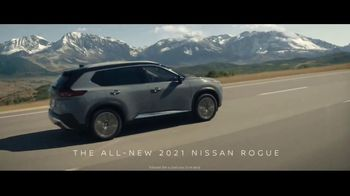 2021 Nissan Rogue TV Spot, 'Put It in Chill Mode' Song by Percy Faith [T1]