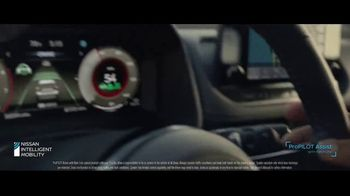 2021 Nissan Rogue TV Spot, 'Put It in Chill Mode' Song by Percy Faith [T1] - Thumbnail 7