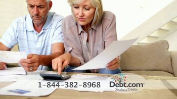 Debt.com TV Spot, 'Deudas' [Spanish]