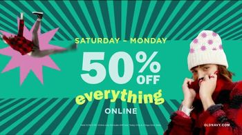 Old Navy TV Spot, 'Your List: 50% Off Everything Online' Featuring RuPaul - Thumbnail 7