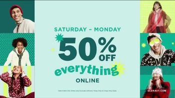 Old Navy TV Spot, 'Your List: 50% Off Everything Online' Featuring RuPaul - Thumbnail 6