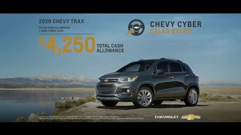 Chevrolet Cyber Sales Event TV Spot, 'Just Better' [T2] - Thumbnail 10