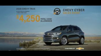 Chevrolet Cyber Sales Event TV Spot, 'Just Better' [T2] - Thumbnail 9