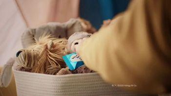 Rice Krispies Treats TV Spot, 'Blanket Fort' - Thumbnail 4