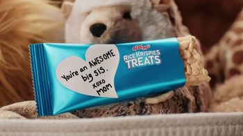 Rice Krispies Treats TV Spot, 'Blanket Fort' - Thumbnail 9