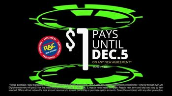 Rent-A-Center Cyber Monday TV Spot, 'Get Ready and Gear Up' - Thumbnail 5