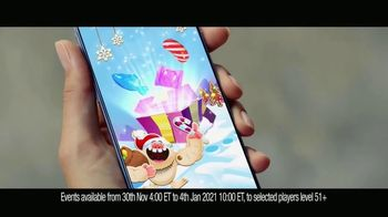 Candy Crush Saga TV Spot, 'Holiday Crush'