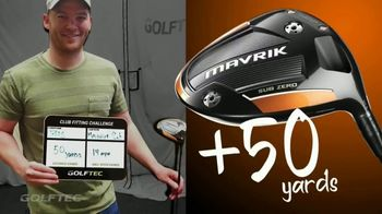 GolfTEC TV Spot, 'See for Yourself: Holiday Mavrik'
