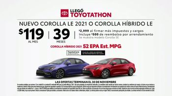 Toyota Toyotathon TV Spot, 'Celebra las fiestas' [Spanish] [T2] - Thumbnail 9