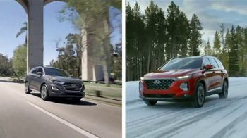Hyundai Thanksgiving Sales Event TV Spot, 'Feast on the Savings' [T2]