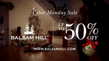 Balsam Hill Cyber Monday Sale TV Spot, 'This Tree: Up to 50% Off' - Thumbnail 8
