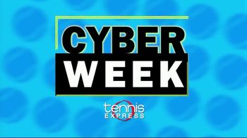 Tennis Express Cyber Week Sale TV Spot, 'Save Big'