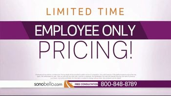 Sono Bello Employee Only Pricing TV Spot, 'Body Fat Removal' Featuring Dr. Andrew Ordon - Thumbnail 9