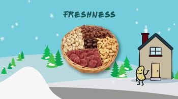 Nuts.com TV Spot, 'Nutty Holiday: Fast Shipping' - Thumbnail 5