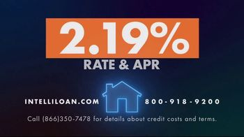 Intelliloan TV Spot, 'Find a Great Home Loan Rate: 2.19% APR'