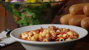 Olive Garden TV Spot, 'Holidays: Signature Classics'