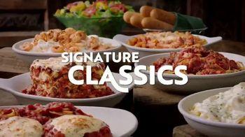 Olive Garden TV Spot, 'Holidays: Signature Classics' - Thumbnail 8