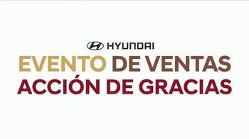 Hyundai Evento de Ventas Acción de Gracias TV Spot, 'Banquete' [Spanish] [T2] - Thumbnail 3