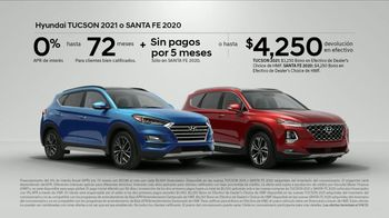 Hyundai Evento de Ventas Acción de Gracias TV Spot, 'Banquete' [Spanish] [T2] - Thumbnail 8
