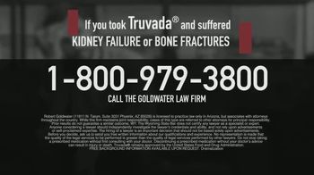 Goldwater Law Firm TV Spot, 'Truvada Medication Complications' - Thumbnail 7