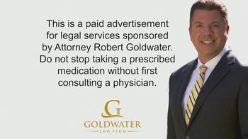 Goldwater Law Firm TV Spot, 'Truvada Medication Complications' - Thumbnail 1