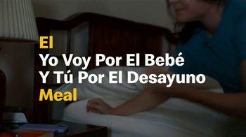 McDonald's Buy One Get One for $1 TV Spot, 'Yo voy por el bebé y tú por el desayuno' [Spanish] - Thumbnail 3