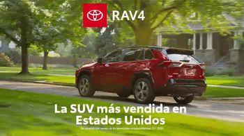 Toyota RAV4 TV Spot, 'Más' [Spanish] [T2] - 240 commercial airings