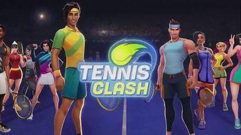 Tennis Clash TV Spot, 'Diving Volley: Play Free' - Thumbnail 10