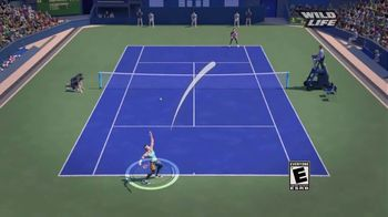 Tennis Clash TV Spot, 'Diving Volley: Play Free'