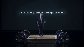 General Motors TV Spot, \'Can a Battery Platform Change the World?\' Ft. Malcolm Gladwell, Song by FNDTY [T1]