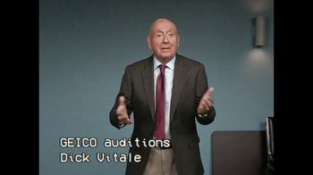 GEICO TV Spot, 'GEICO Claims Audition: Dick Vitale'