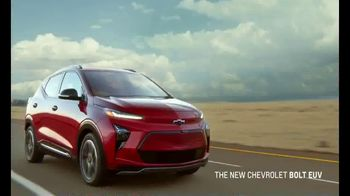 2022 Chevrolet Bolt TV Spot, 'Magic is Electric: Super Cruise' Song by Bob Marley [T1] - Thumbnail 1