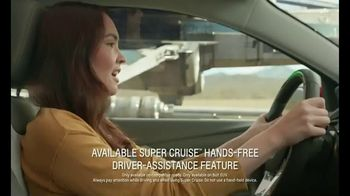 2022 Chevrolet Bolt TV Spot, 'Magic is Electric: Super Cruise' Song by Bob Marley [T1] - Thumbnail 7