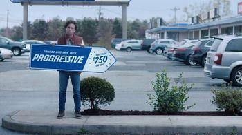Progressive TV Spot, 'Sign Spinner: Billboard' - Thumbnail 1