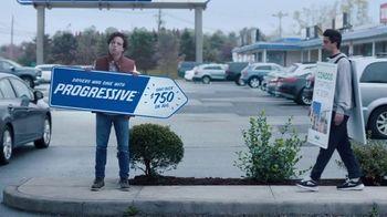 Progressive TV Spot, 'Sign Spinner: Billboard' - Thumbnail 2
