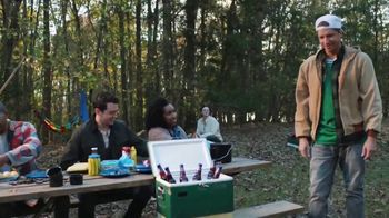 Samuel Adams TV Spot, 'Your Cousin From Boston Goes Camping' Featuring Gregory Hoyt - Thumbnail 3