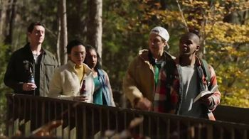Samuel Adams TV Spot, 'Your Cousin From Boston Goes Camping' Featuring Gregory Hoyt - Thumbnail 6