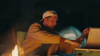 Samuel Adams TV Spot, 'Your Cousin From Boston Goes Camping' Featuring Gregory Hoyt